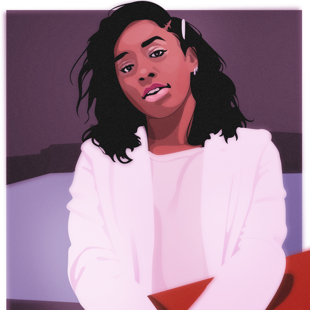 Kirran illustration portrait